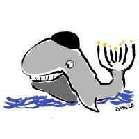 All is Whale:  (Crowned?) Jew Whale