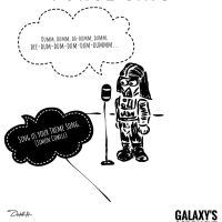 Galaxy's Got Talent: Vader