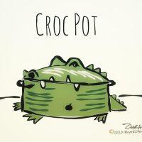 Croc Pot