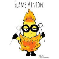 Flame Minion